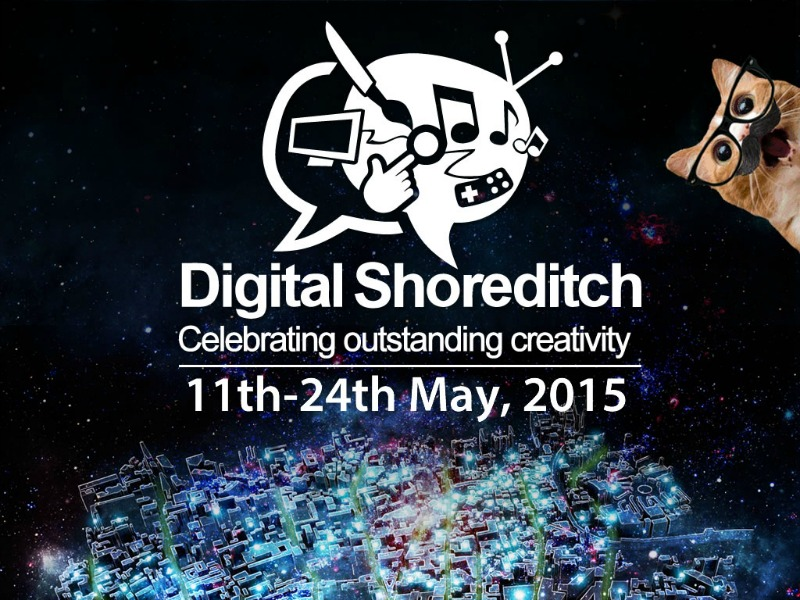 DIY PR for startups at Digital Shoreditch 2015