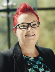 Dr Sue Black OBE, photo by ali Tollervey