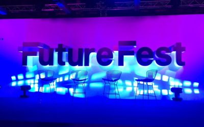 FutureFest 2016: Smorgasbord for the mind