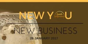 Upcoming: New You, New Business